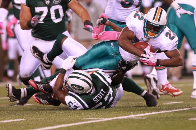 Jets vs. Dolphins: Sketching out a Game Plan for New York