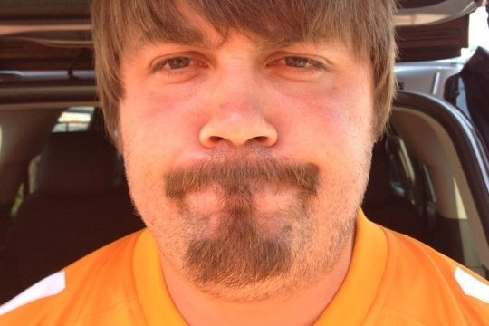 Photo: A Vol facial hair masterpiece