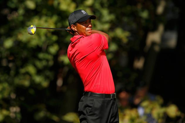 Tiger Woods at Tour Championship Tracker: Day 1 Highlights, Updates and More