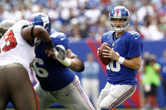 Fantasy Football Thursday Night Start 'Em or Sit 'Em: Giants vs. Panthers