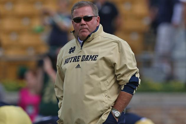 Notre Dame Coaches in Year 3: Could Brian Kelly Make History Repeat Itself?