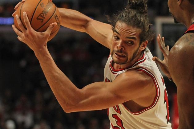 Joakim Noah Working with Kareem Abdul-Jabbar Should Take Game to Next Level