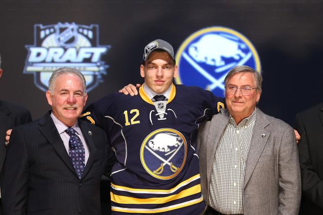Buffalo Sabres' Top Prospects: Zemgus Girgensons (No. 6)