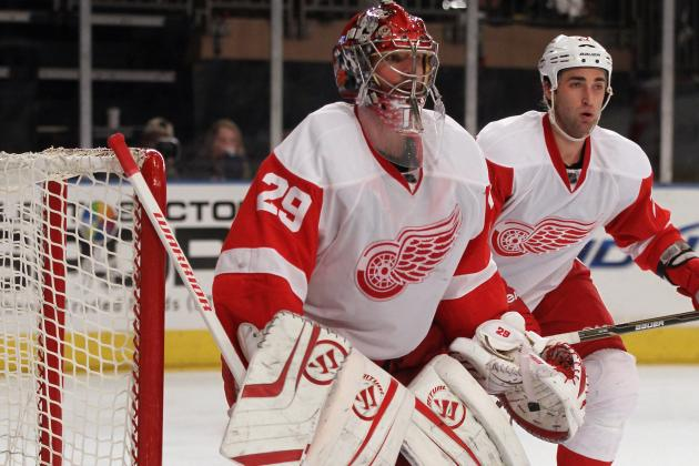 Red Wings in Good Position Despite Lockout