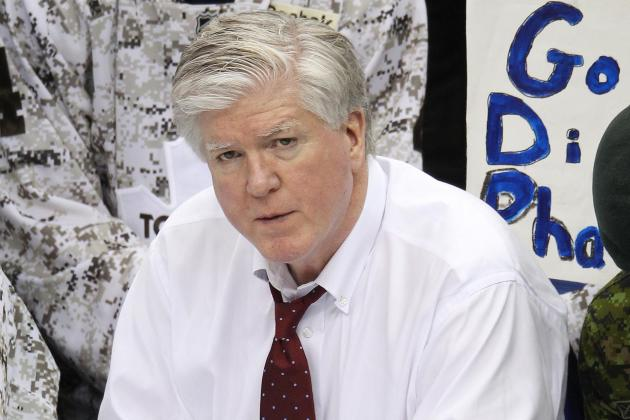 Brian Burke Brands Francois Allaire's Style Outdated