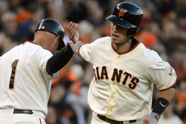 Buster Posey: Why San Francisco Giants Catcher Is MVP Front-Runner
