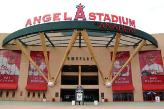 Are the Angels Bound for a New Ballpark?