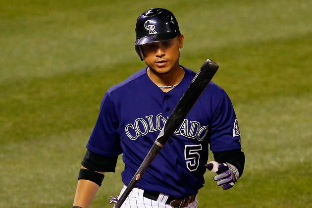 Rockies' CarGo Sees Hope, Will Spend Winter Trying to Get Better