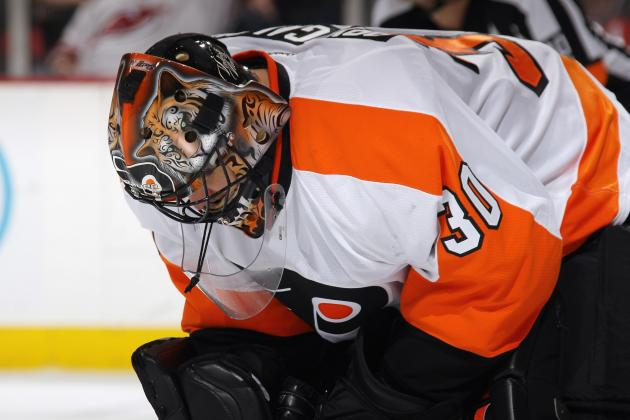 Report: Ilya Bryzgalov Signs with Russian Team