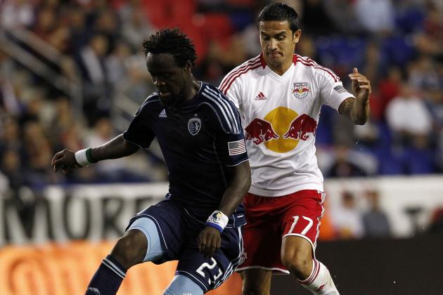 RBNY's Cahill Takes Shots at Sporting KC After Wednesday's Loss