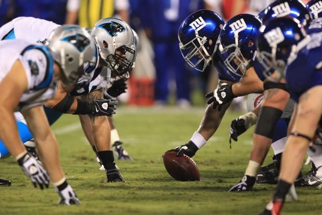 New York Giants vs. Carolina Panthers: Preview and Prediction