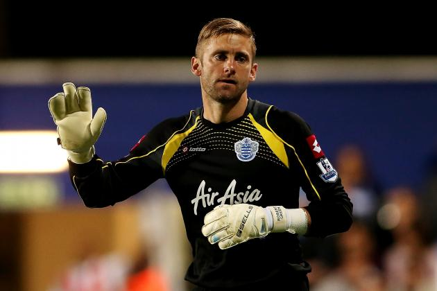 Queens Park Rangers: What Is the Future for Rob Green and His Career?