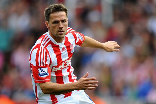Michael Owen: Don't Expect Much from Striker's Stoke Comeback