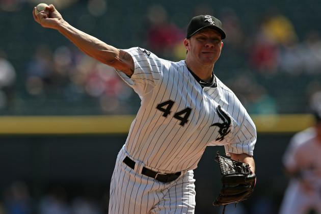White Sox Won't Pick Up Peavy's $22M Option