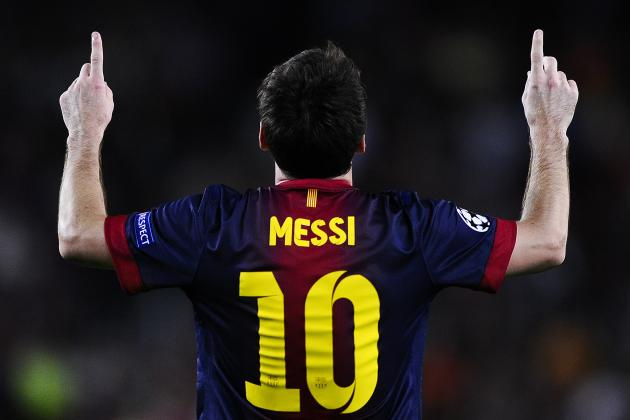 Barcelona Ready to Renew Lionel Messi Contract