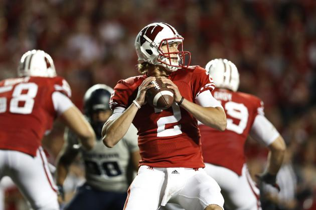 Wisconsin Badgers: Freshman QB Joel Stave to Start Against UTEP