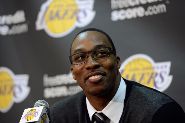 How Dwight Howard Can Mimic Shaq's Game with the Los Angeles Lakers