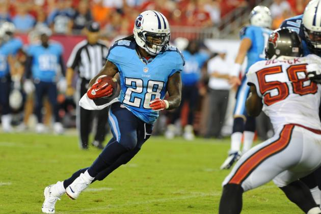 Chris Johnson: Titans RB Is Smart Fantasy Trade Target