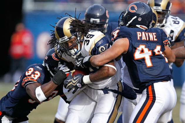 Rams vs Bears: Sketching out a Gameplan for St. Louis