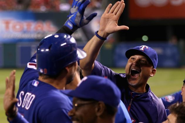 Are the 2012 Texas Rangers Actually Better Than the 2011 Model?