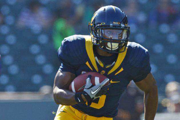 Cal Tailback Brendan Bigelow's Workload Should Increase Against USC
