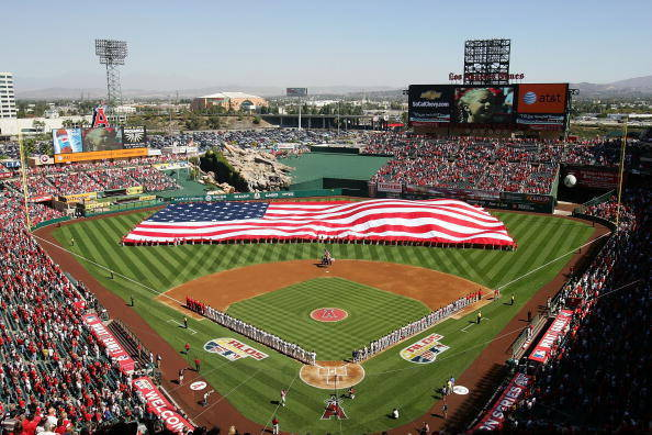 Los Angeles Angels of Industry? Majestic Realty, Angels in Talks