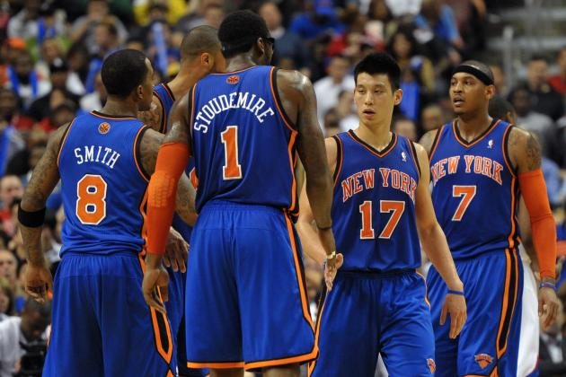 Jeremy Lin Ready to Punish Knicks Administration
