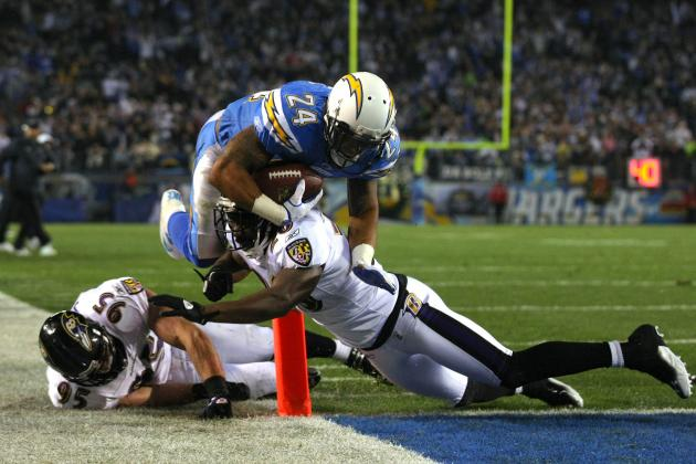 Ryan Mathews: Why San Diego Chargers RB's Return Should Scare the Falcons