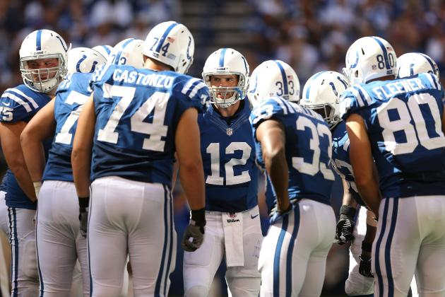 Indianapolis Colts vs. Jacksonville Jaguars:  Keys to Sunday's Game