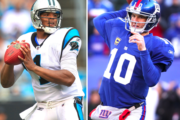 Eli Manning and Cam Newton Will Have Serious Fun on Thursday Night Football