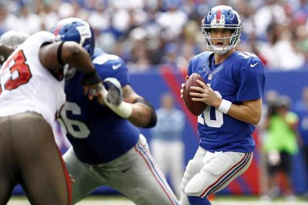 New York Giants at Carolina Panthers: Week 3 Kickoff