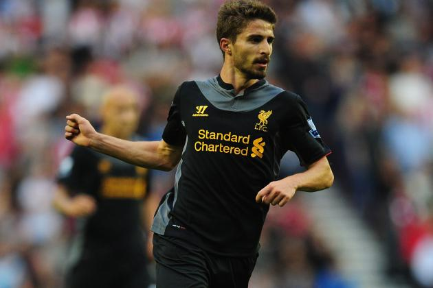 Liverpool Striker Fabio Borini Hoping for Change in Luck