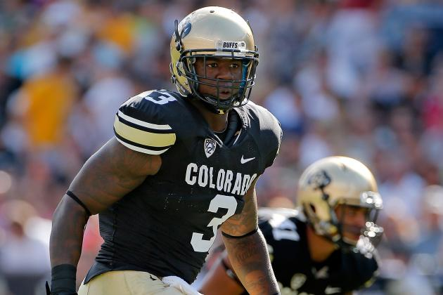 Colorado's Doug Rippy targeting UCLA game for his return