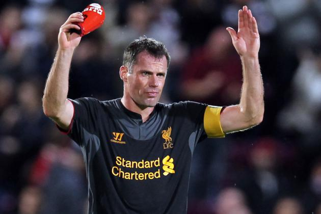 Brendan Rodgers Urges Jamie Carragher to Stay at Liverpool