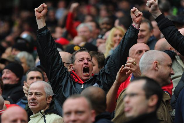 End Sick Chants, Say Man Utd Fans