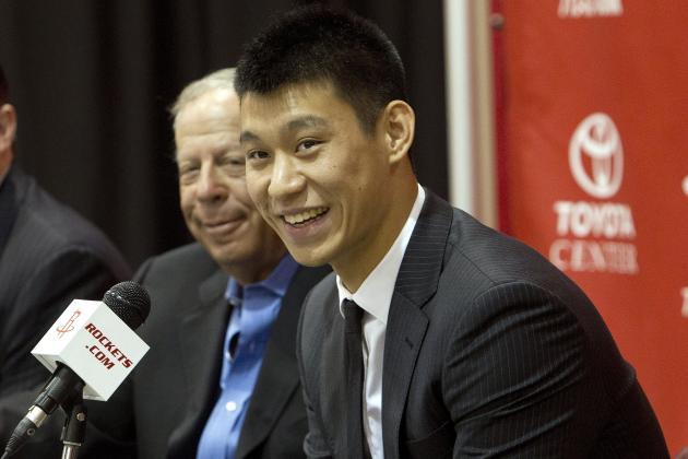 Jeremy Lin: Breaking Down How Superstar PG Will Impact Rockets Financially