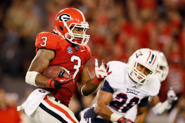SEC Football Q&A: Who Will Have the Better Season, Todd Gurley or T.J. Yeldon?