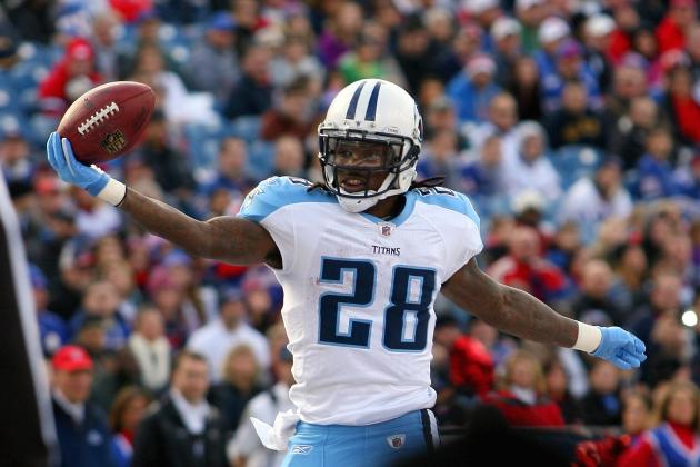 Chris Johnson: Why You Should Trade for the Tennessee Titans' RB in Fantasy