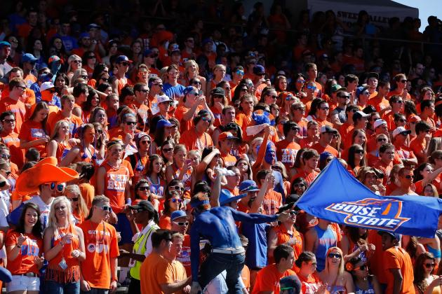 Boise State Football: Broncos' Season Riding on Thursday Win over BYU