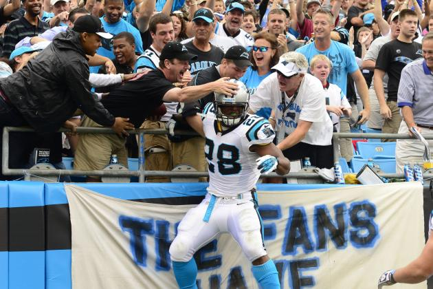 Jonathan Stewart: Toe Injury Makes Panthers RB a Must Sit for Foreseeable Future