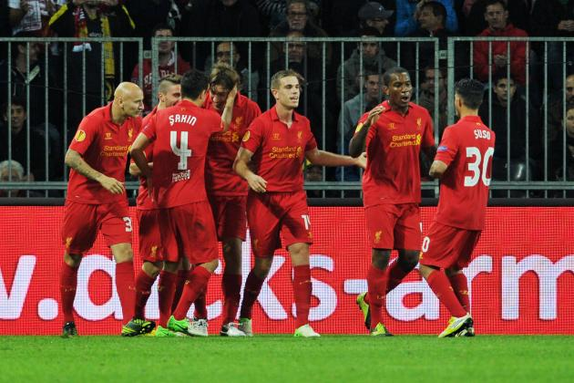 Europa League Roundup: Liverpool Win, Spurs, Newcastle Only Able to Manage Draws