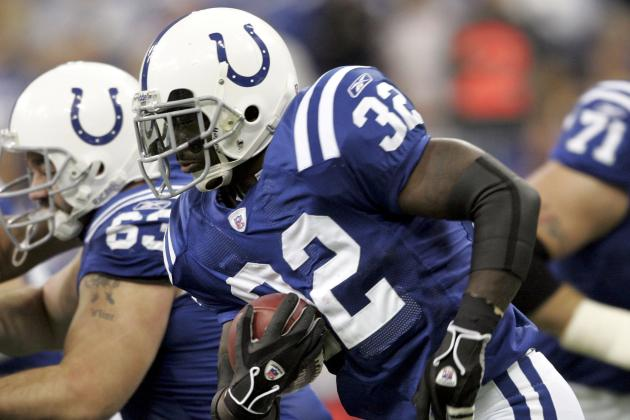 Colts Legend Edgerrin James Worked Hard, Had Fun and Won
