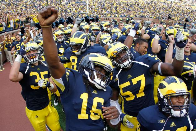 Michigan vs Notre Dame: Denard Robinson Is Key to Wolverines' Fate in South Bend