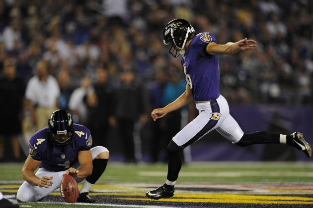 Justin Tucker: Baltimore Ravens Kicker Is Must-Add for Your Fantasy Team