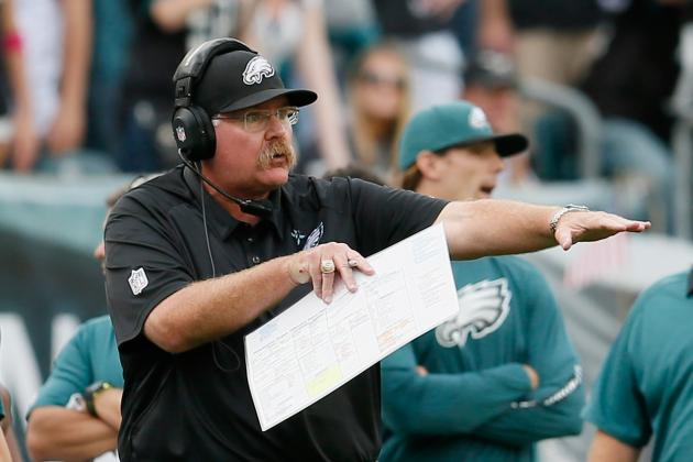 Sunday Rewind: Eagles Nip Ravens Thanks to Vick, Goofy Baltimore Play Calls