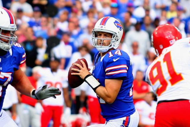 Sunday Rewind: Bills Spank Chiefs Behind Spiller, Noodle-Armed QB