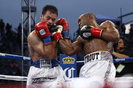 Austin Trout Looking to Make a Splash Against Miguel Cotto at MSG