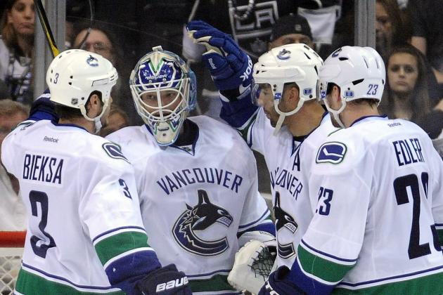 Vancouver Canucks' Kevin Bieksa Senses Fan Support for Players During Lockout