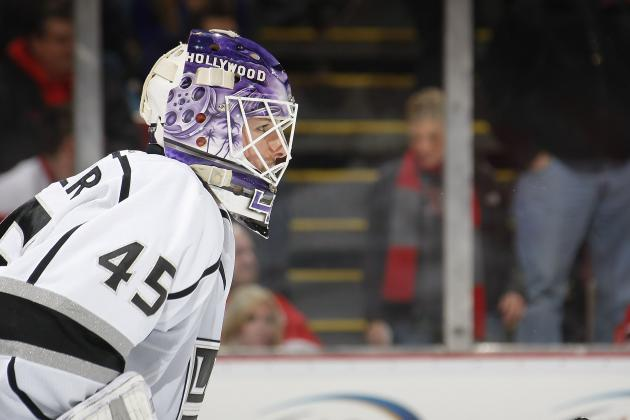 NHL Trade Speculation: 5 Teams That Could Use LA Kings G Jonathan Bernier