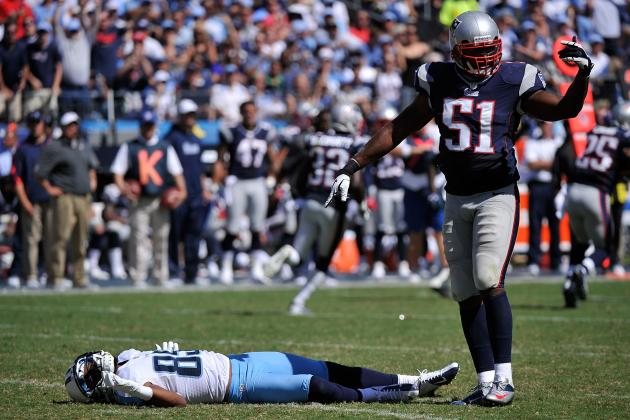 Jerod Mayo and Young Linebackers Lead Improved Patriots Defense